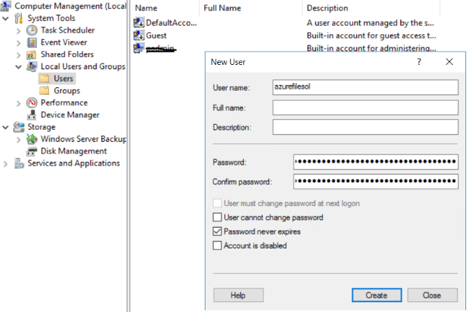 Azure Web Farm using IIS & Azure File storage – Office Line