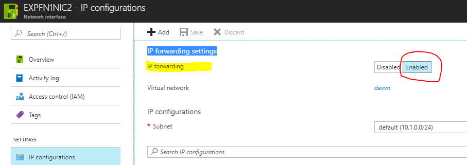 Custom pfSense on Azure Rm | a complete guide