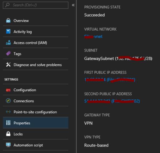 VPN Connection