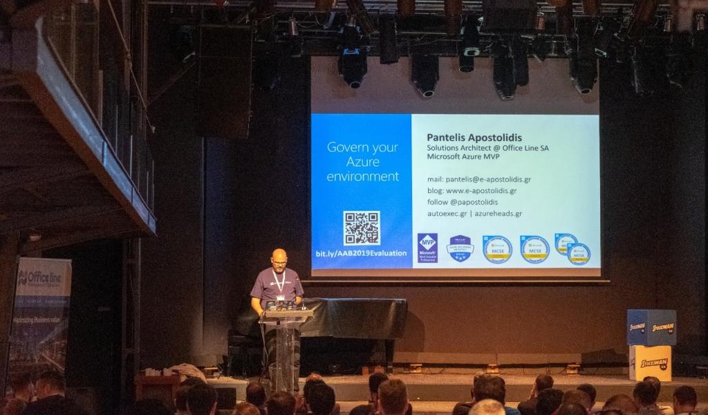 Athens Azure Bootcamp 2019